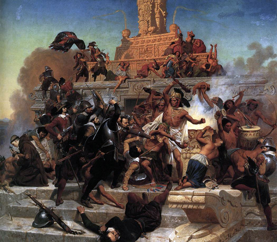 Leutze,_Emanuel_—_Storming_of_the_Teocalli_by_Cortez_and_His_Troops_—_1848.jpg